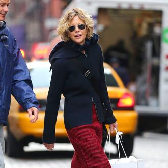 Meg Ryan Is 'Really Happy'