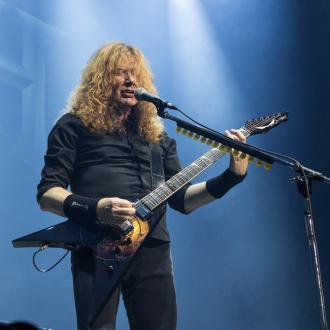 Dave Mustaine: I'm 100 per cent cancer free