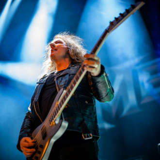 Megadeth close to completing new album