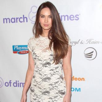 Megan Fox's Baby Gets Chubby