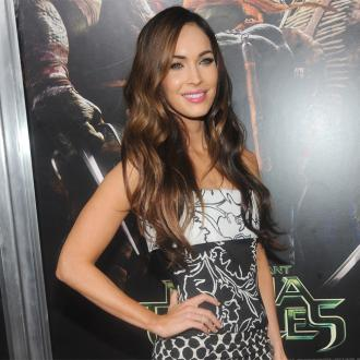 Megan Fox's Son Throws Toys At Baby Brother