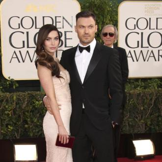 Megan Fox and Brian Austin Green slept apart