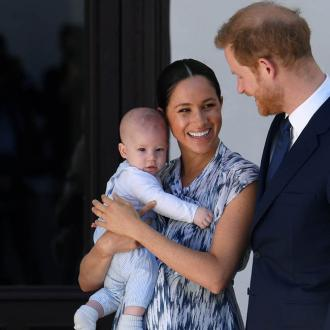 Prince Harry's Son Is Crawling