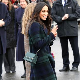 Meghan Markle drops baby hint