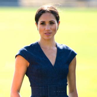 Meghan Markle and Serena Williams relying on each other