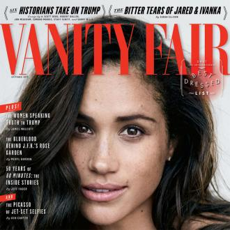 Meghan Markle: I'm 'in love' with Prince Harry