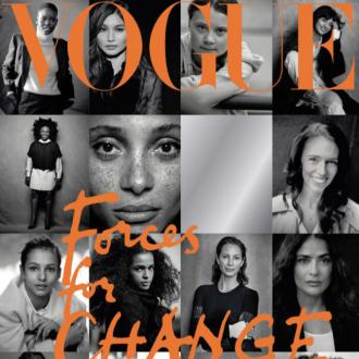 Duchess Meghan's Vogue issue inspired by novel The Four-Chambered Heart