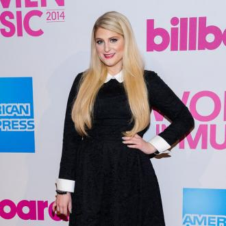 Meghan Trainor fan-girled over fiance when she first met him