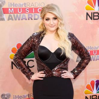 Meghan Trainor threw up on fiancé