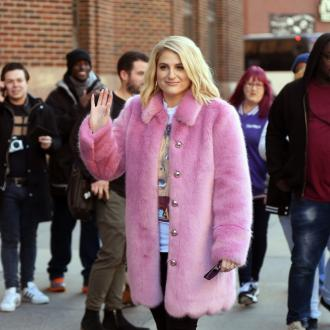 Meghan Trainor still doesn't feel famous