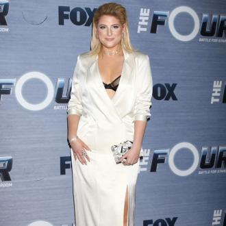 Meghan Trainor's wedding look inspired by the Kardashians and Margot Robbie