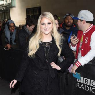 Meghan Trainor: Guys Are Intimidated By Me