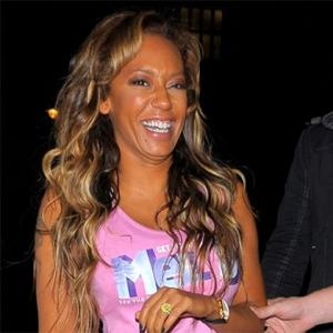Mel B Doesn't Worry About Pregnancy Weight