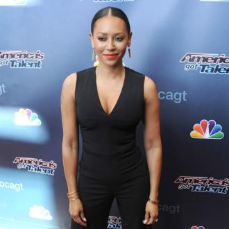 Mel B's America's Got Talent judges show support