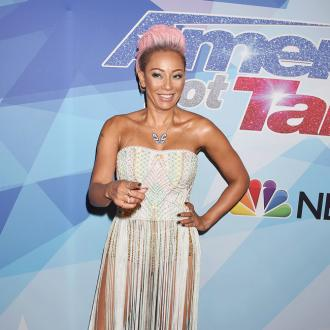 Mel B thanks father for helping her get her life back on track