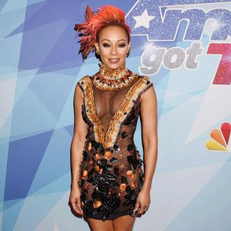 Mel B had sandwiches with teenage Prince Harry