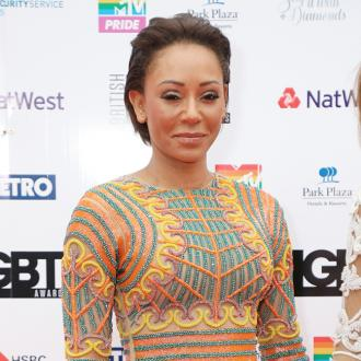 Mel B defended by mother