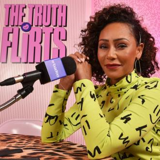 Mel B's honest dating podcast