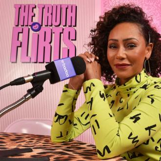 Mel B is 'too shy' to have one-night stand