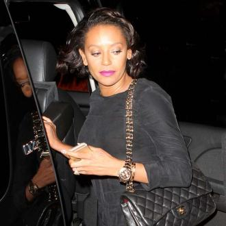 Mel B Doesn't Need To Buy Husband Presents