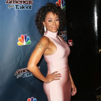 Mel B bringing 'scary fro back'
