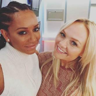 Emma Bunton recalls sick Spice Girls incident