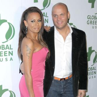 Mel B's holiday shock