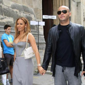 Mel B's husband fled the UK