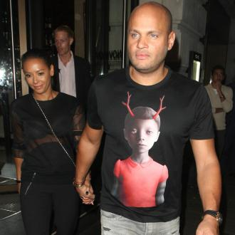 Mel B defends Stephen Belafonte