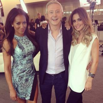 Louis Walsh Says Mel B Is Doing Great