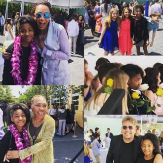 Mel B posts gushing Instagram post after attending daughter's graduation