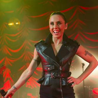 Mel C wants daughter to join her on tour