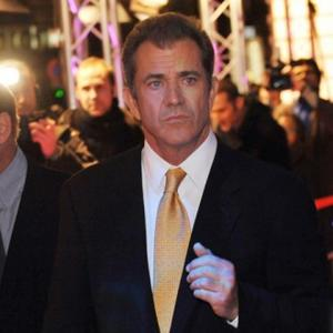 Mel Gibson In Car Crash
