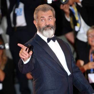 Mel Gibson would tell younger self to 'shut up'