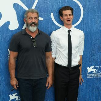 Andrew Garfield had reservations about working with Mel Gibson