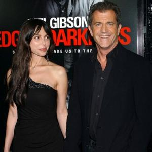 Mel Gibson Accused Of Hitting Ex