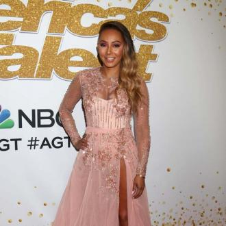 Heidi Klum: Mel B's spirit is up