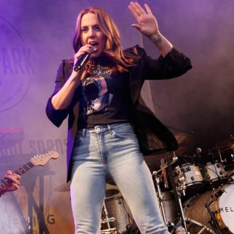 Melanie C showing people the 'real her'