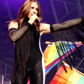 Melanie C would '100 per cent' collaborate with Kylie Minogue