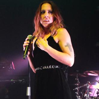Melanie C supported by Spice Girl Geri Horner at London gig