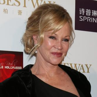Melanie Griffith approves of Chris Martin