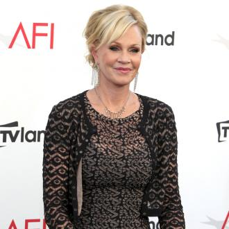 Melanie Griffith Rescues Abandoned Puppies