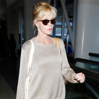 Melanie Griffith Banned From Watching 'Fifty Shades Of Grey'