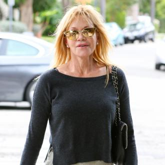 Melanie Griffith grateful to be sober