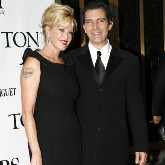 Melanie Griffith's Birthday Tribute To Antonio Banderas