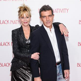 Antonio Banderas speaks to ex-wife Melanie Griffith all the time
