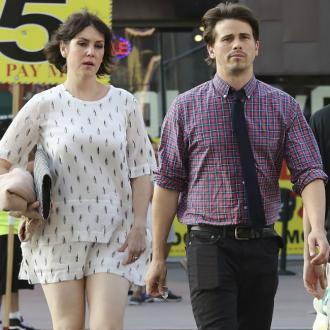 Jason Ritter and Melanie Lynskey confirm arrival of baby girl