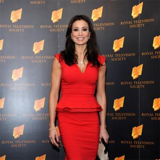 Melanie Sykes keeps fit for herself