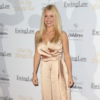Melinda Messenger Thankful For Therapy