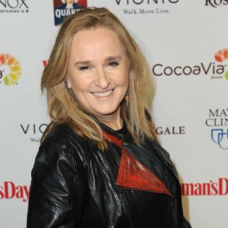 Melissa Etheridge Smokes Weed With Her Kids